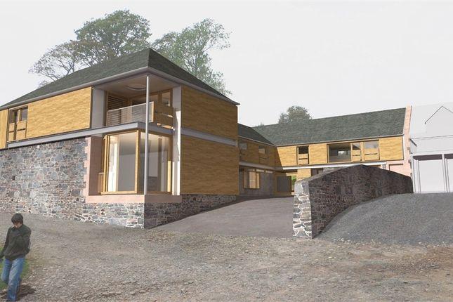 Thumbnail End terrace house for sale in Hawthorn Steading, Langlee Main Farm, Galashiels, Scottish Borders