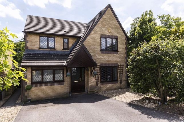Thumbnail Detached house for sale in Russet Way, Peasedown St. John, Bath