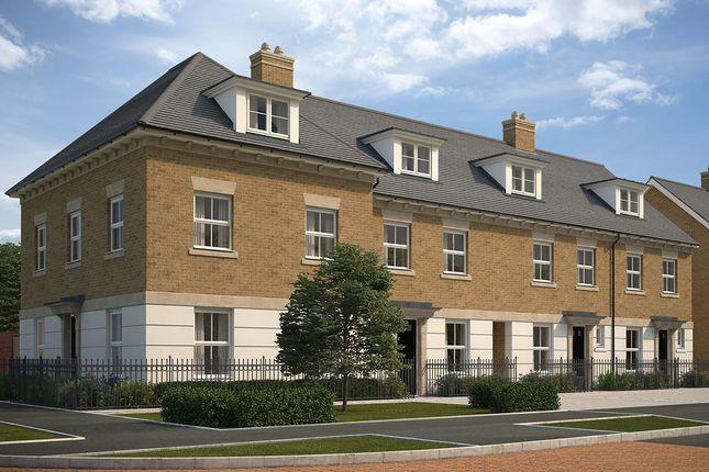 "Thumbnail End terrace house for sale in ""Wellington End"" at Southfleet Road, Ebbsfleet"