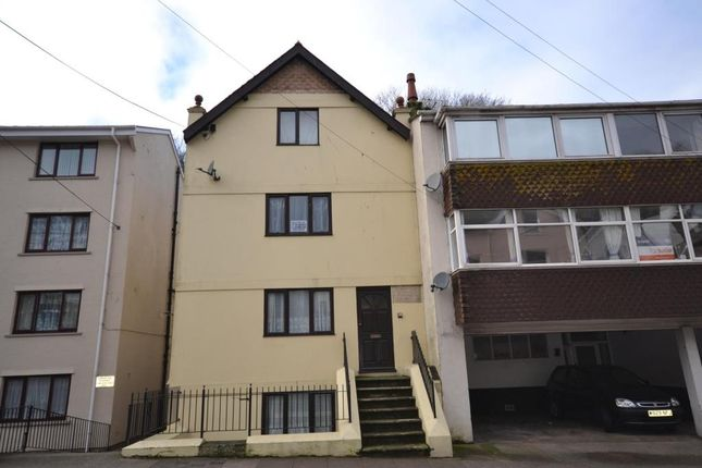 Thumbnail Flat to rent in Bolton Street, Brixham, Devon
