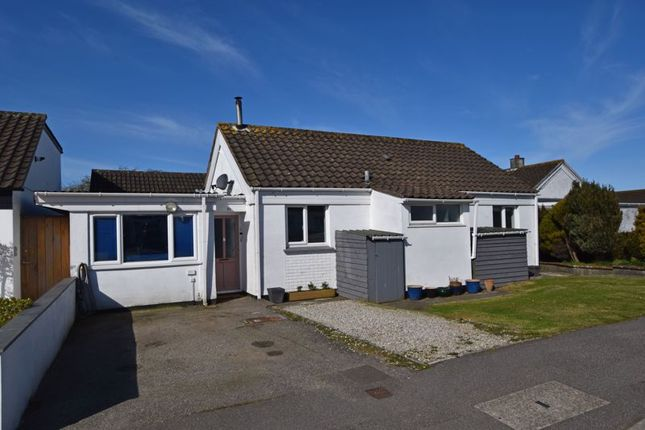 4 bed detached bungalow for sale in Trewithen Parc, St. Newlyn East, Newquay TR8