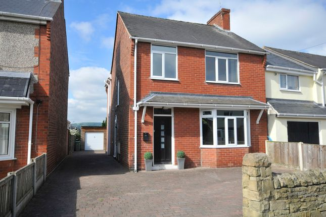 Thumbnail Detached house for sale in Springfield Avenue, Chesterfield