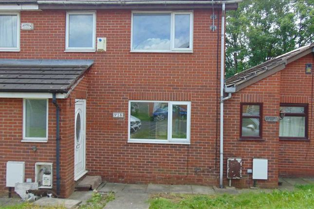 Thumbnail Semi-detached house to rent in Colclough Close, New Moston, Manchester