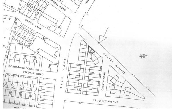 Thumbnail Land for sale in Chapel Avenue, Walton, Liverpool