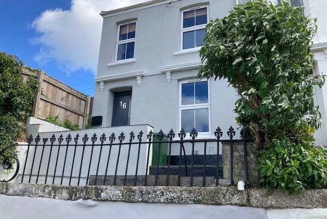 3 bed end terrace house to rent in Windsor Terrace, Falmouth TR11