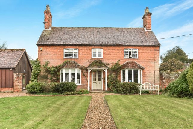 Thumbnail Detached house to rent in Goodworth Clatford, Andover