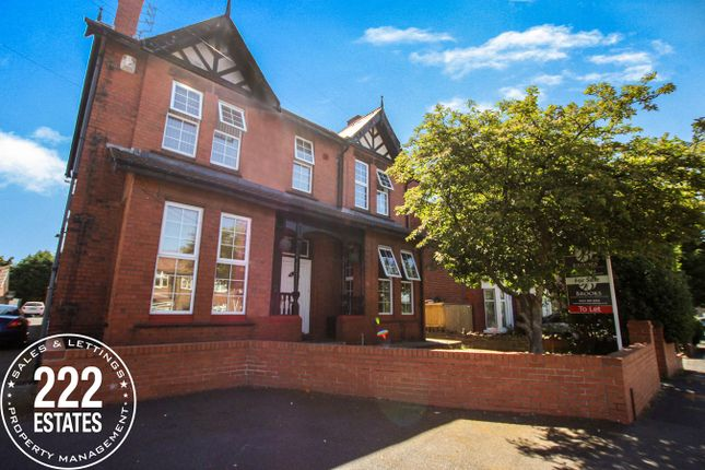 Thumbnail Block of flats for sale in Ditchfield Road, Widnes