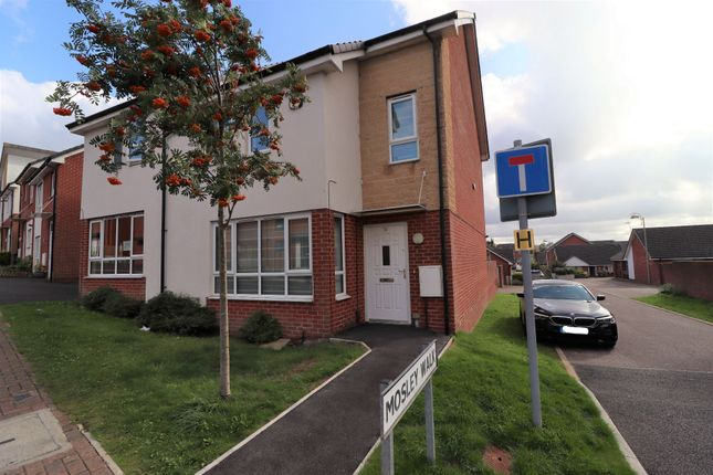 Thumbnail Semi-detached house for sale in Highfield Road, Blackburn