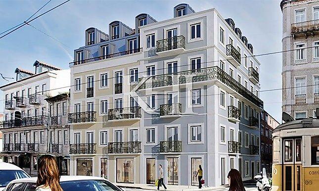 Thumbnail Apartment for sale in Graca, Parque Das Nações, Lisbon City, Lisbon Province, Portugal