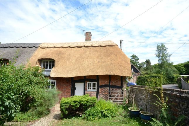1 bed semi-detached house for sale in Howe Combe Farm Cottages, Howe Road, Watlington