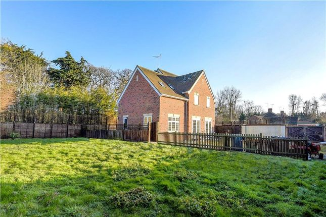 Thumbnail Detached house for sale in Hatchet Lane, Winkfield, Berkshire