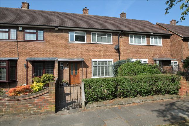 Thumbnail Terraced house for sale in Keightley Drive, London