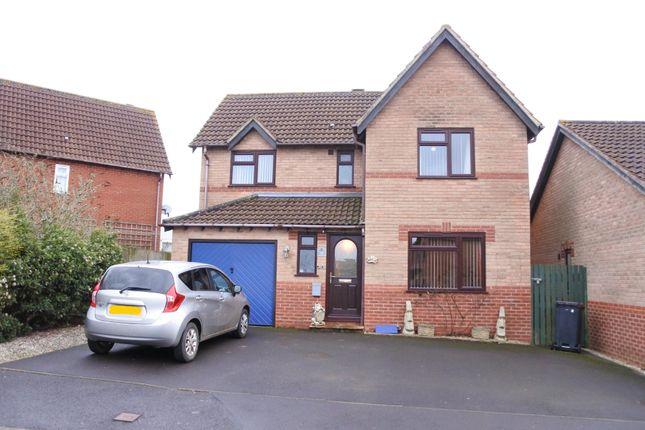 Thumbnail Detached house for sale in Windsor Lane, Gillingham