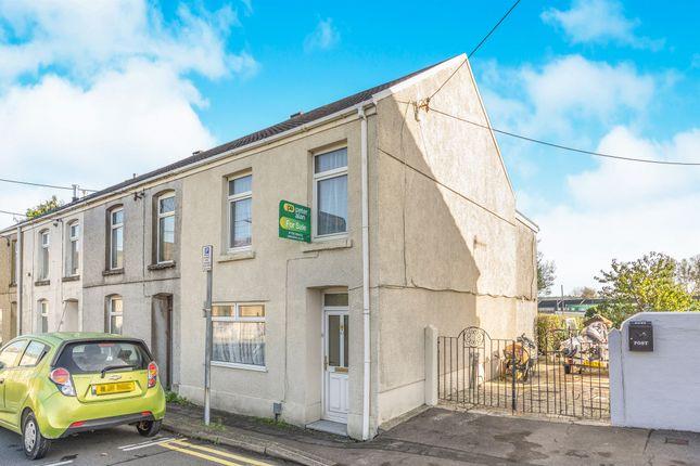 End terrace house for sale in West Street, Gorseinon, Swansea