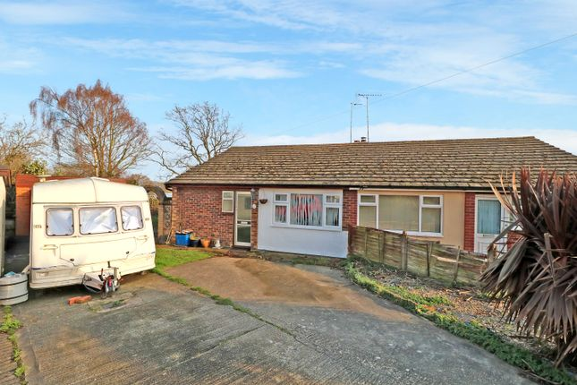 Thumbnail Bungalow for sale in Mount Pleasant, Great Totham, Maldon