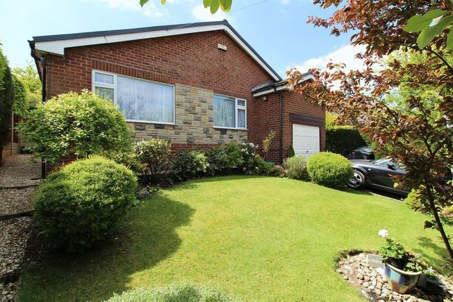 Thumbnail Bungalow for sale in Hill Top Walk, Aughton, Ormskirk