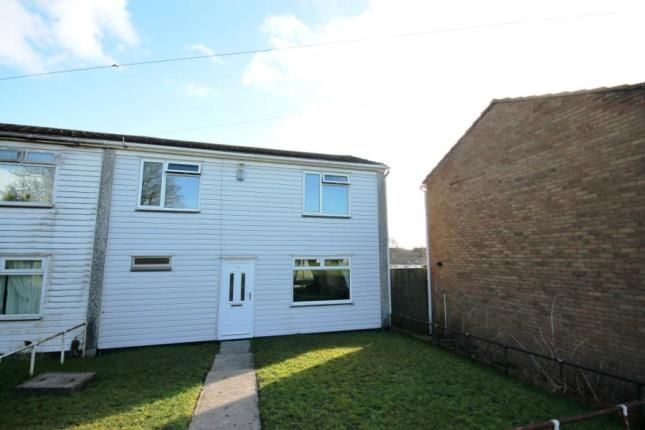 Thumbnail End terrace house for sale in Hercules Close, Little Stoke, Bristol, South Gloucestershire