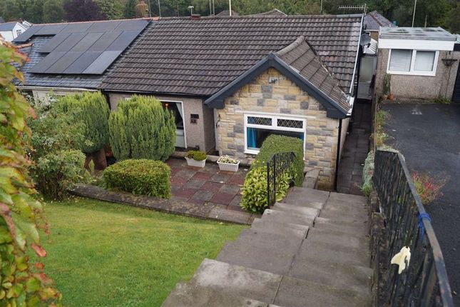 Thumbnail Semi-detached bungalow for sale in Boi Close, Mountain Ash
