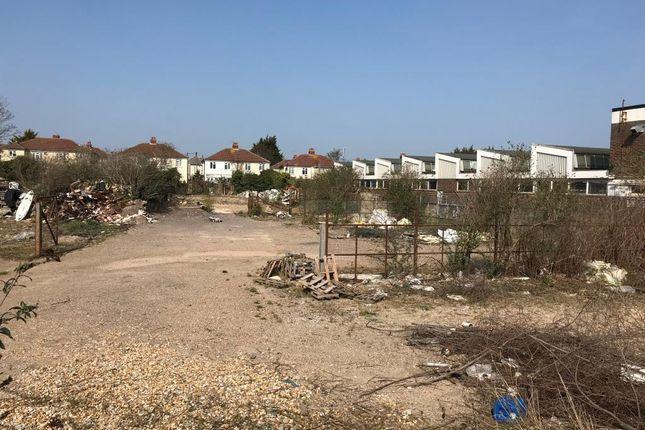 Thumbnail Land for sale in 8 Brockhurst Road, Gosport, Hampshire