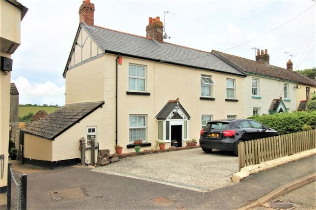 3 bed semi-detached house to rent in Coombe Valley., Tedburn St. Mary, Exeter EX6