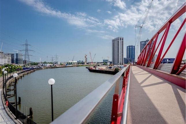 Thumbnail Studio for sale in Emerald House, City Island, Orchard Place, Canning Town, London