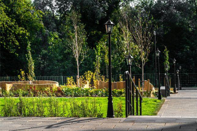 Communal Gardens of Victoria Point, George Street, Victoria Way, Ashford, Kent TN23