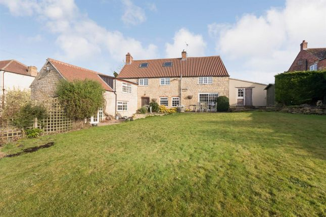 Thumbnail Cottage for sale in The Old Bakehouse, Bridge End, Colsterworth, Grantham