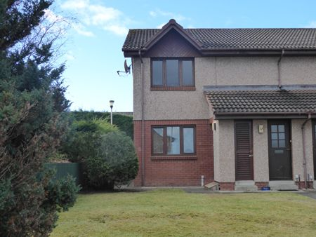 Thumbnail Flat for sale in Russell Place, Elgin
