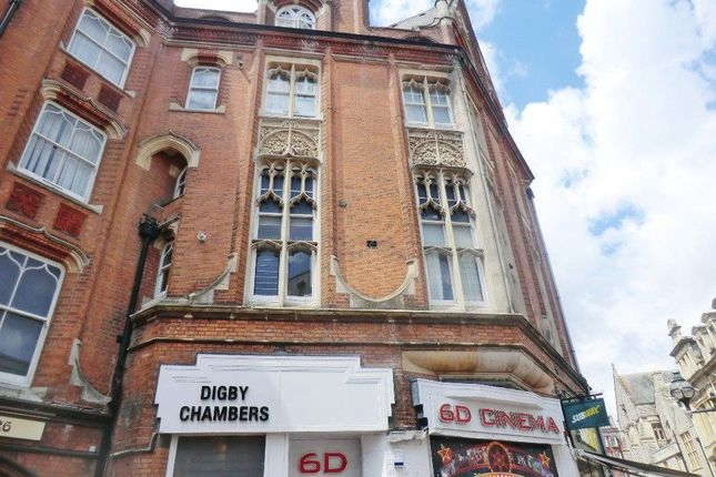 Thumbnail Flat to rent in Post Office Road, Bournemouth