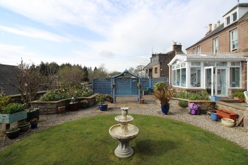Thumbnail Detached house for sale in Brechin, Angus