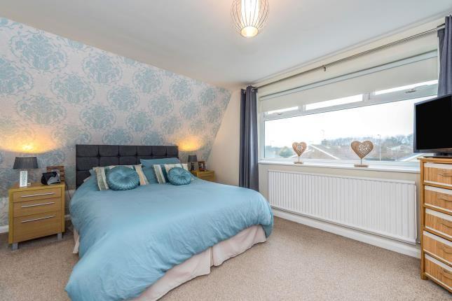Master Bedroom of Sandhills, Hightown, Liverpool, Merseyside L38