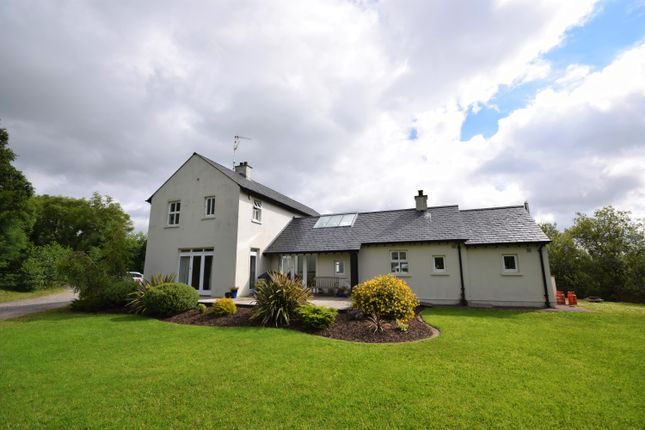 Detached house for sale in Hawthorn Road, Omagh