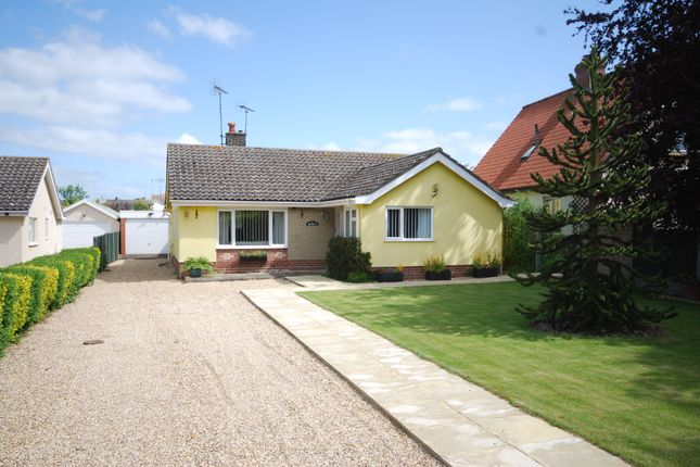 Thumbnail Detached bungalow for sale in Lopham Road, East Harling, Norfolk