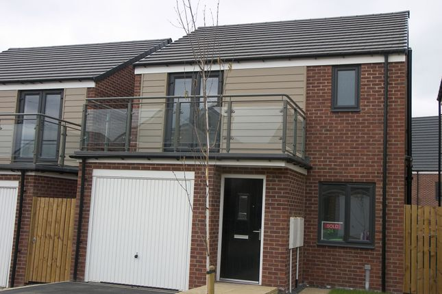 Thumbnail Detached house to rent in Osprey Walk, Newcastle Upon Tyne