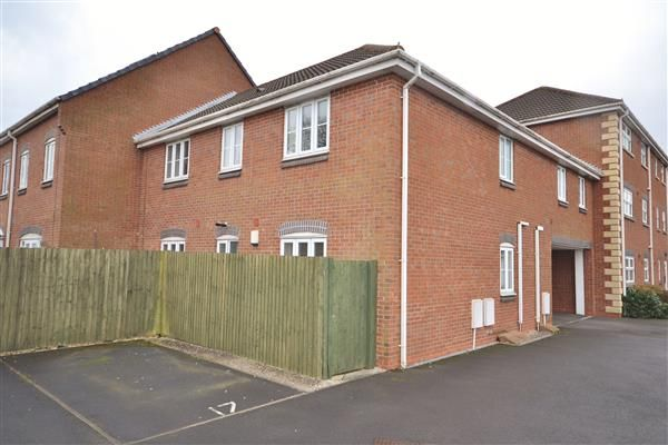 Thumbnail Flat for sale in Goldfinch Court, Gillibrand South, Chorley