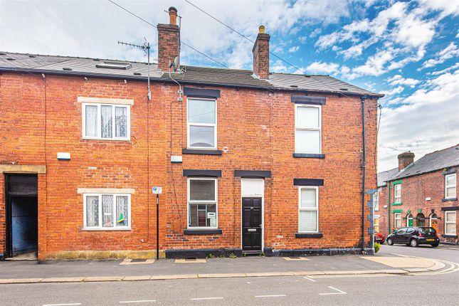 4 bed terraced house for sale in Fentonville Street, Sheffield S11