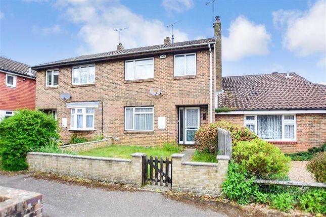 3 bed terraced house for sale in Rectory Way, Kennington, Ashford, Kent TN24