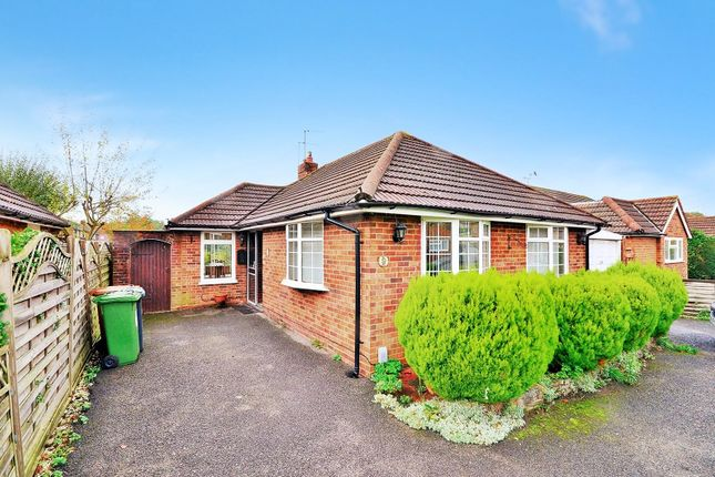 Thumbnail Detached bungalow to rent in Horley, Surrey