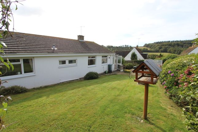 Thumbnail Detached bungalow to rent in Tiddy Close, St. Germans, Saltash