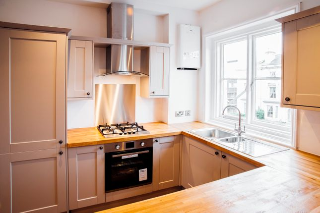Thumbnail Flat to rent in Derby Terrace, Nottingham