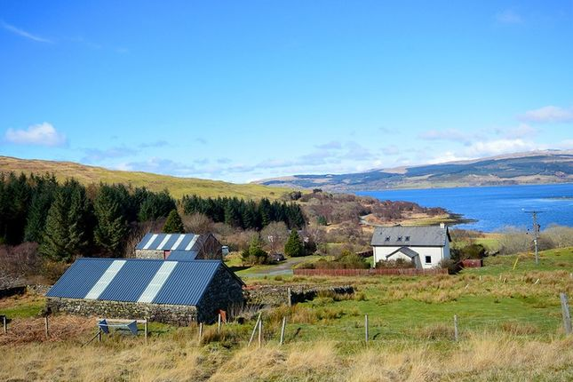 Thumbnail Detached house for sale in Corry Farm, Fishnish, Isle Of Mull