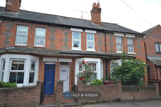 Thumbnail Terraced house to rent in Kings Road, Caversham