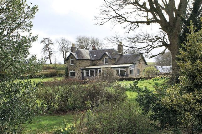 Thumbnail Detached house for sale in Dunkeld Road, Aberfeldy