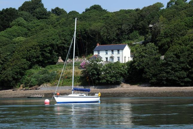 Thumbnail Detached house for sale in Rose House, Burton, Milford Haven, Pembrokeshire