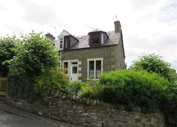 Thumbnail Terraced house for sale in Forest Road, Selkirk