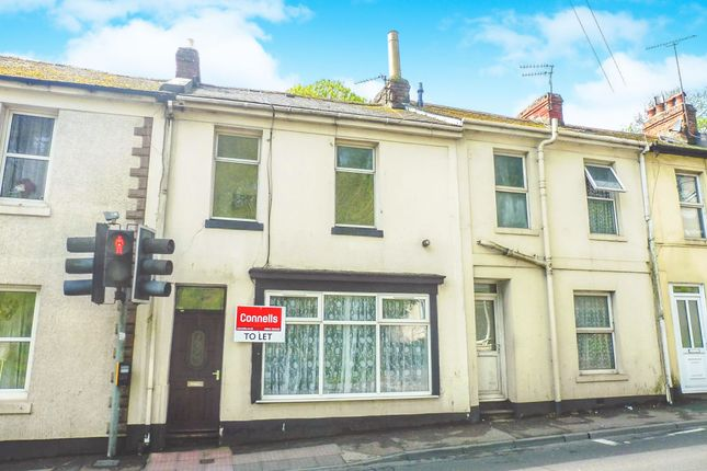 3 bed terraced house for sale in Hele Road, Torquay