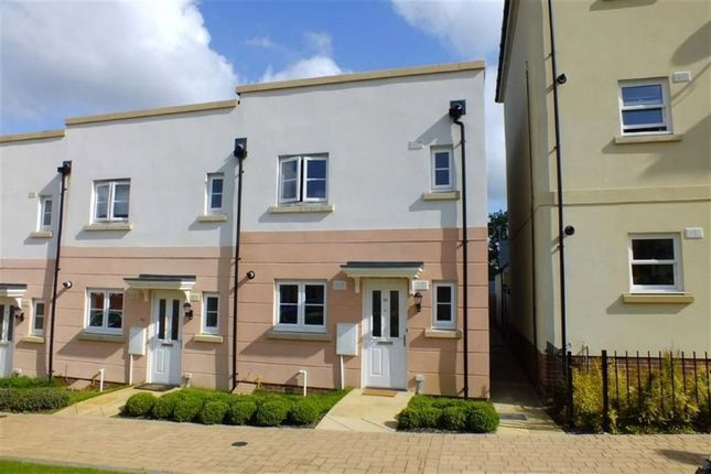 3 bed end terrace house for sale in Yorkley Road, Cheltenham