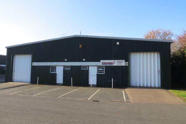 Thumbnail Industrial to let in Buckholt Business Centre, Buckholt Drive, Worcester