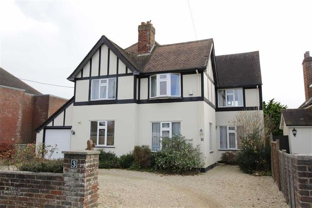 5 bed property for sale in Cliffe Road, Barton On Sea, New Milton