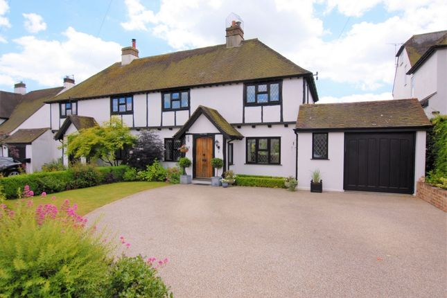 Thumbnail Semi-detached house for sale in The Close, Saltwood